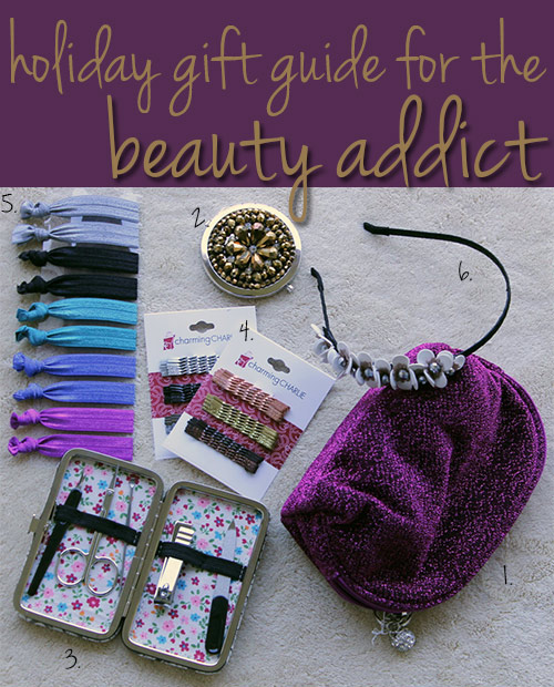 charming charlie holiday gift guide for the beauty addict