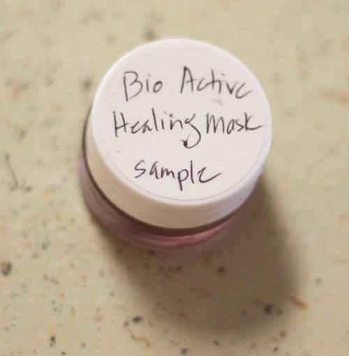 la bella figura bio active healing mask sample