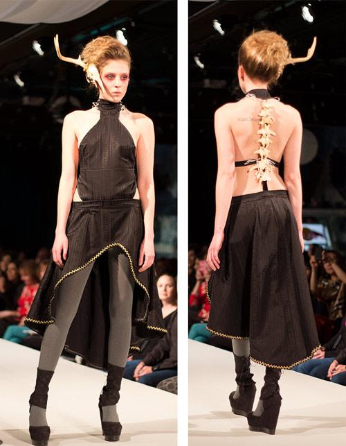 no human intentions kansas city fashion week