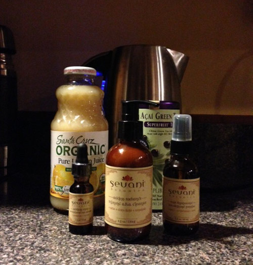 sheryl lynn gibbs sevani botanica natural beauty product picks