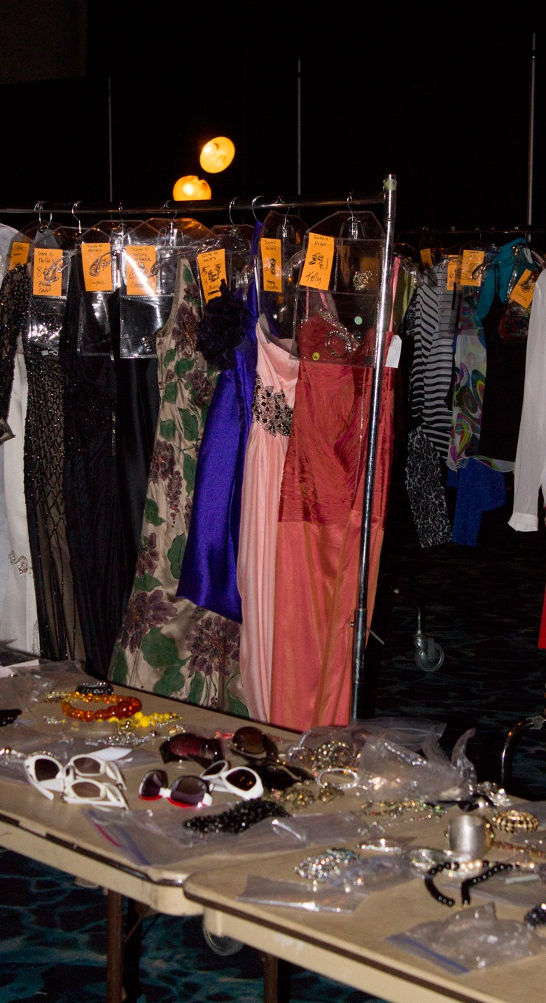 backstage clothes and accessories fashion for a cause kansas city