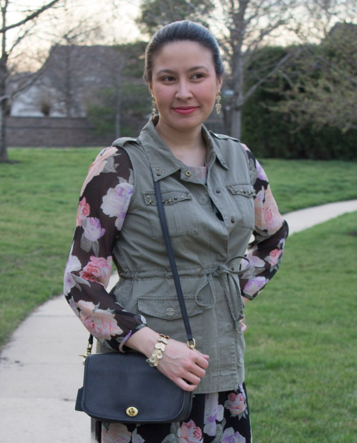 kimberlyloc date night outfit post