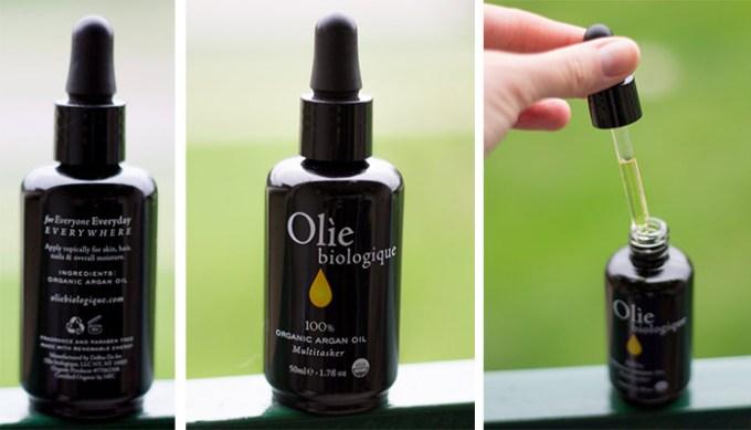 olie biologique 100% usda certified organic argan oil