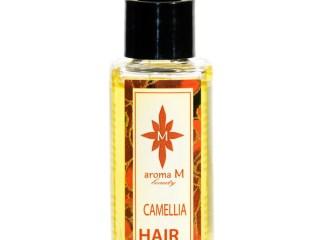 aroma m beauty camellia hair oil