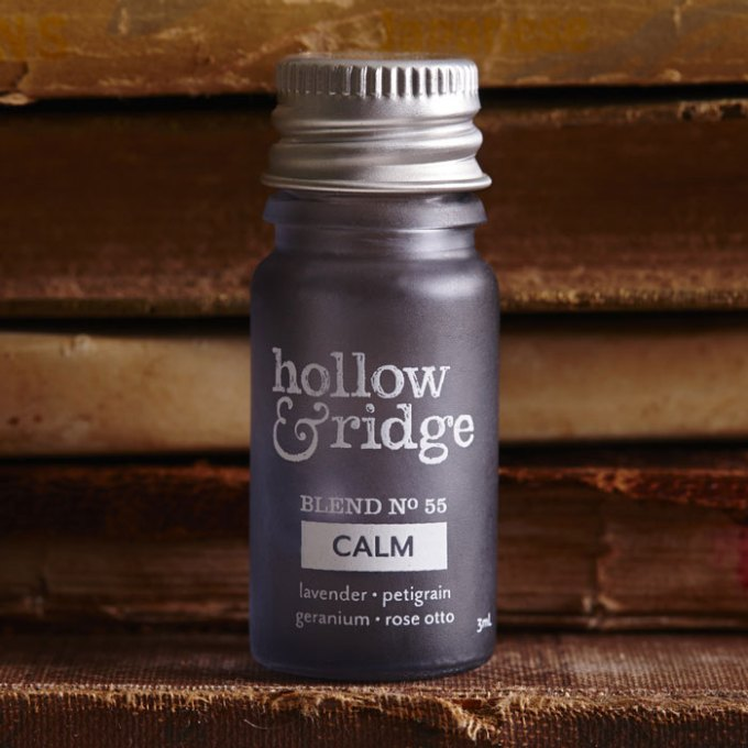 hollow and ridge calm fragrance essential oil