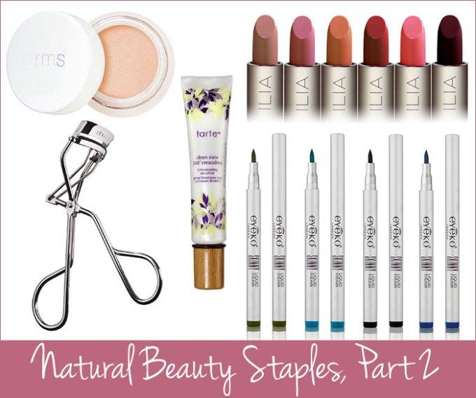 kimberlyloc natural beauty green makeup staples part 2