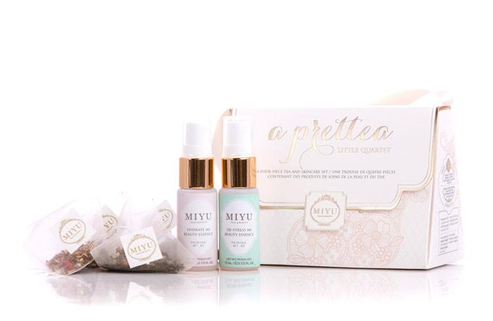 miyu beauty a prettea little quartet