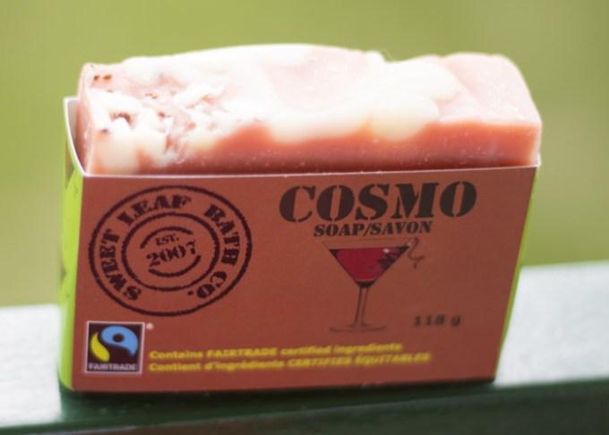 sweet leaf bath co cosmo soap