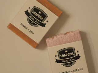 soapgirl soaps from dallas, texas