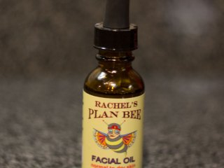rachel's plan bee facial oil