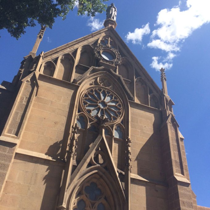 loretto chapel santa fe