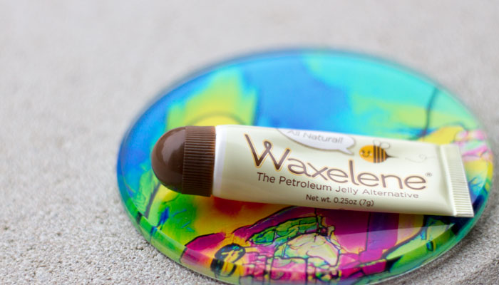waxelene lip tube