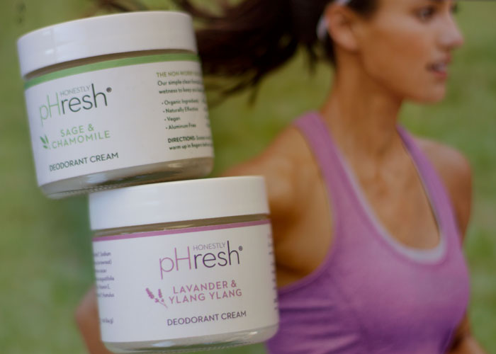 honestly phresh natural deodorant