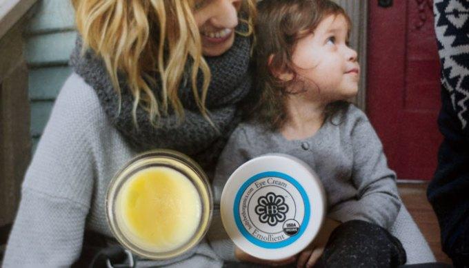 hollybeth organics eye cream