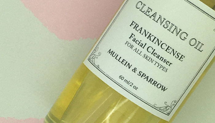 Mullein Amp Sparrow Cleansing Oil Review