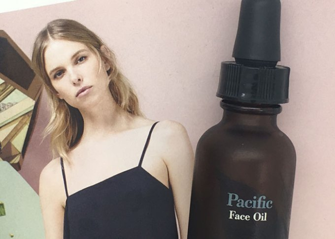 pacific face oil by true nature botanicals