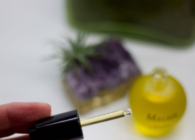 malaya organics face oil
