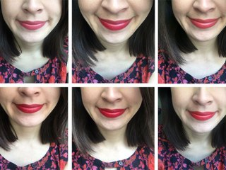 natural red lipsticks