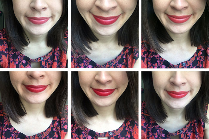 natural red lipsticks