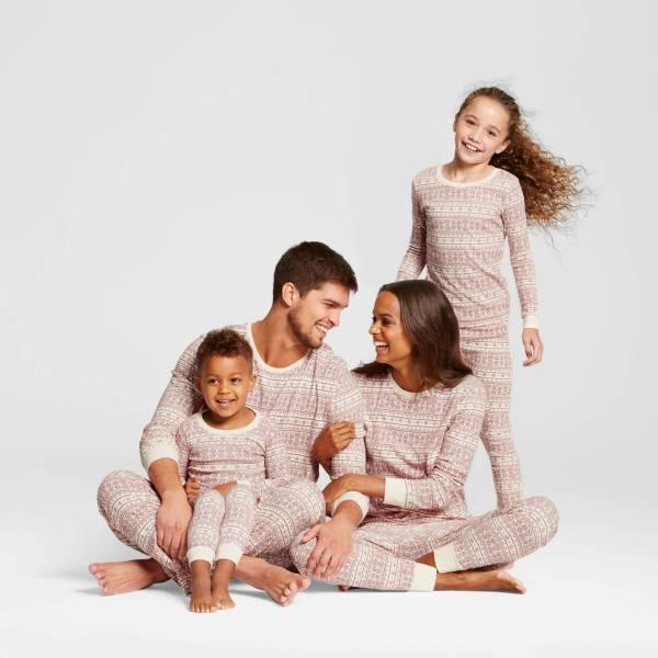 fair_isle_matching_family_pajamas