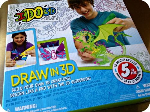 IDO3D Art
