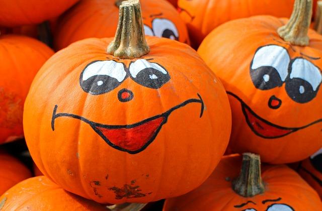 pumpkins-October's last glorious weekend - kimberlymitchell.us