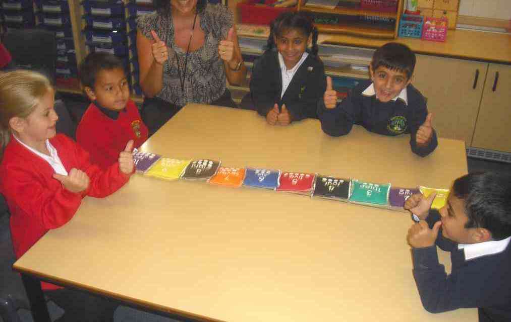 Year One Numeracy : Let's get ordering…