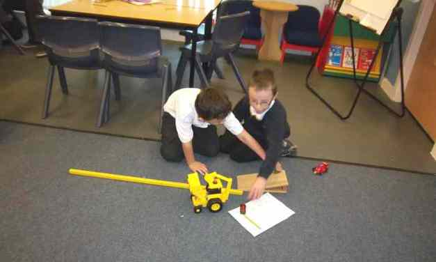 Class 5 investigated 'what affects the performance of a vehicle?'