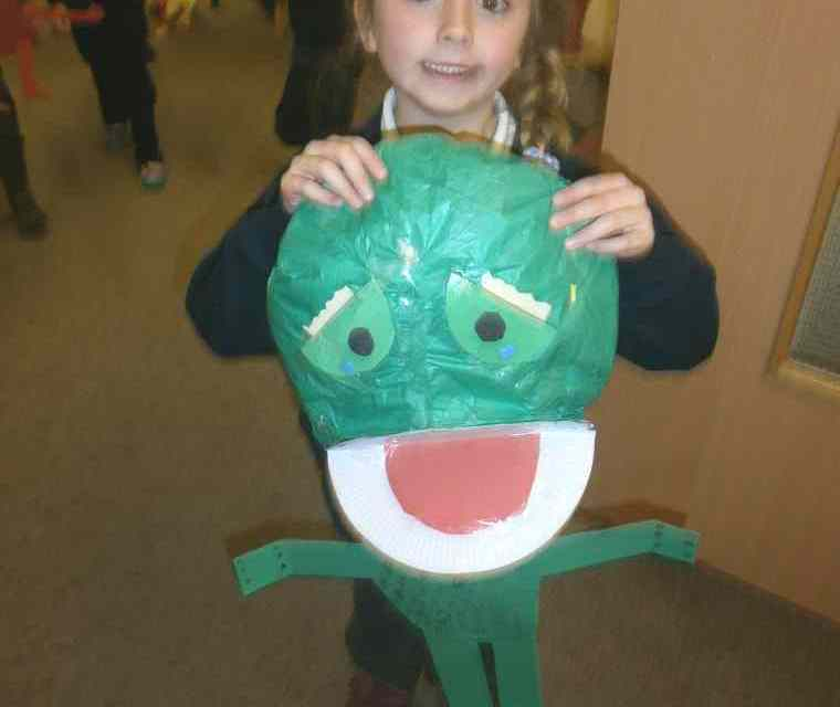 KS1 Puppet Workshop – Toys past and present