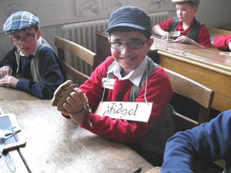 Class 6 Had A Fantastic Time At Springfield Victorian School