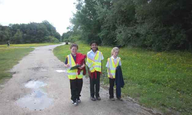 Class 5 had a fantastic day at Rother Valley.