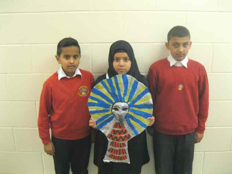 Year Five this half term have been learning about Egyptians.