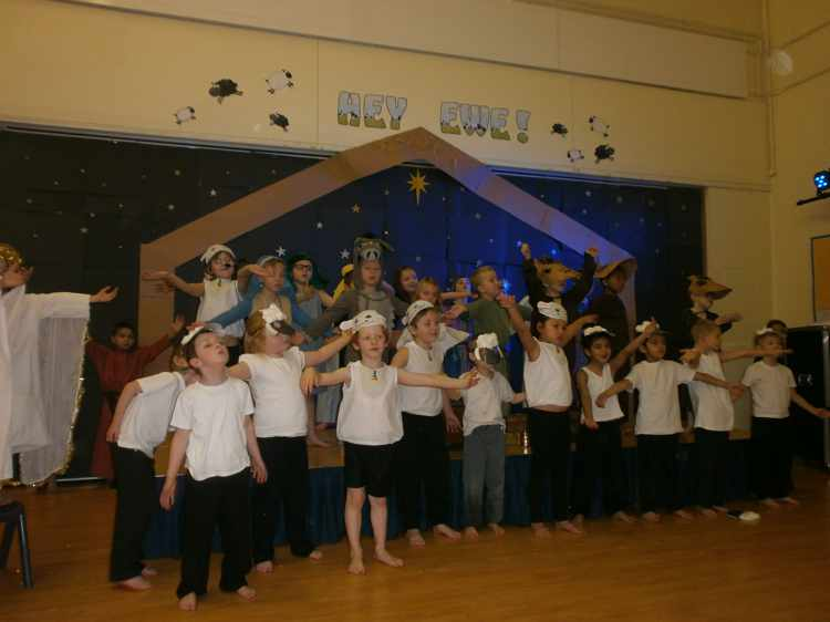 Our Fantastic Nativity Performance!