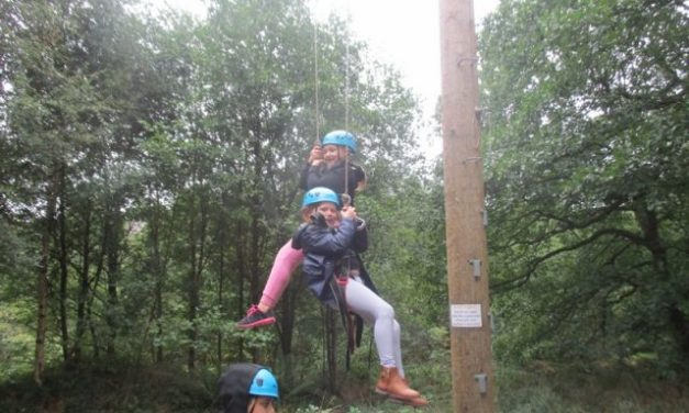 Another fabulous residential for Year 6 at Crowden Outdoor Educational Centre!