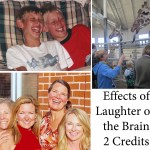 The effects of laughter on the brain