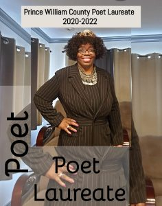 Poet Laureate Posed picture