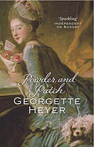Powder and Patch, by Georgette Heyer
