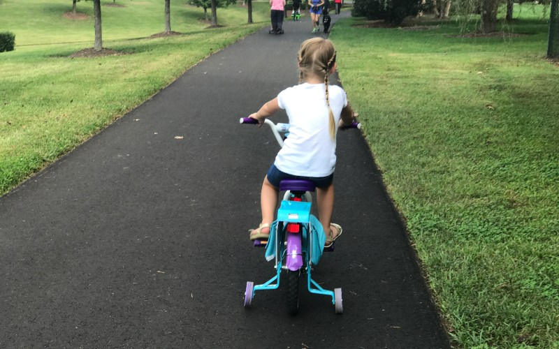 The Bike Ride of Fear – Overcome Fear One Peddle at a Time