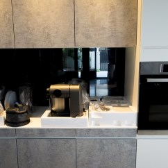 Kitchen Rental Granite Top Table
