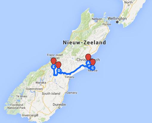 NZ map verslag 1 klein
