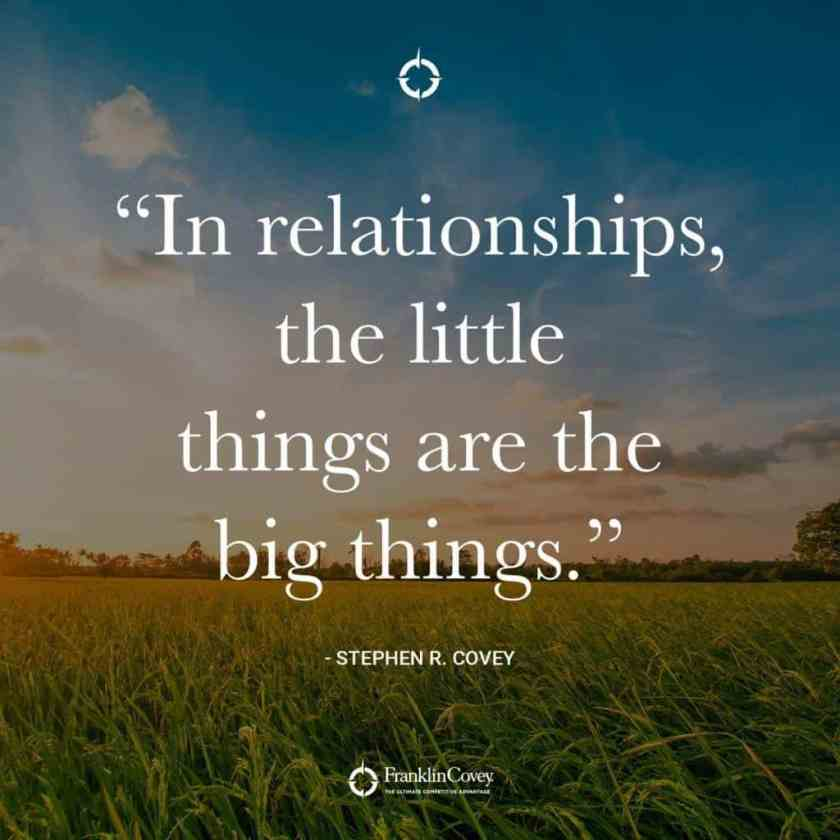 No 80/20 Rule In Relationships