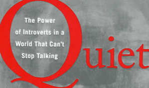 Quiet pdf summary from Susan Cain´s book about introverts