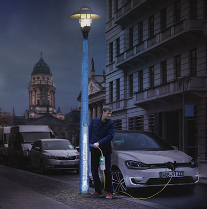 The Streetcharging Project