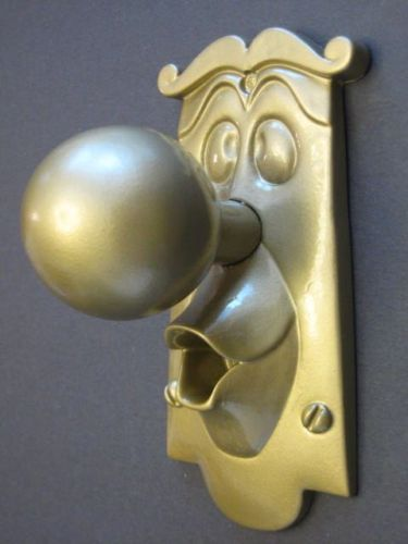 """Best library door knob ever? """"What is the use of a book', thought Alice, 'without pictures or conversations?'"""""""