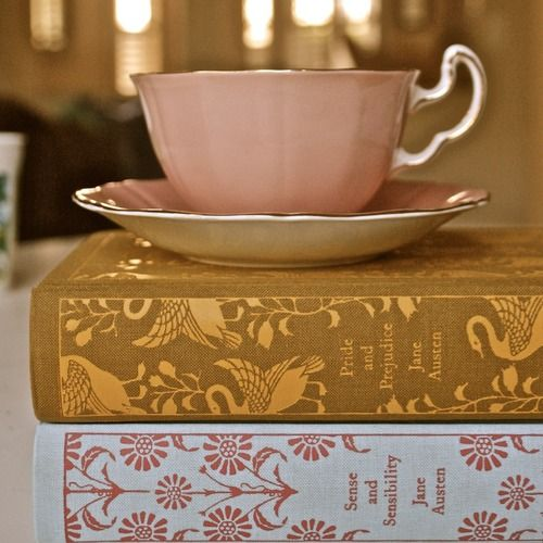 """Every library needs some Jane Austen. """"If a book is well written, I always find it too short."""""""