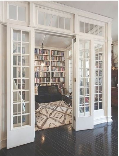 """""""If you have enough book space, I don't want to talk to you."""" -Terry Pratchett"""