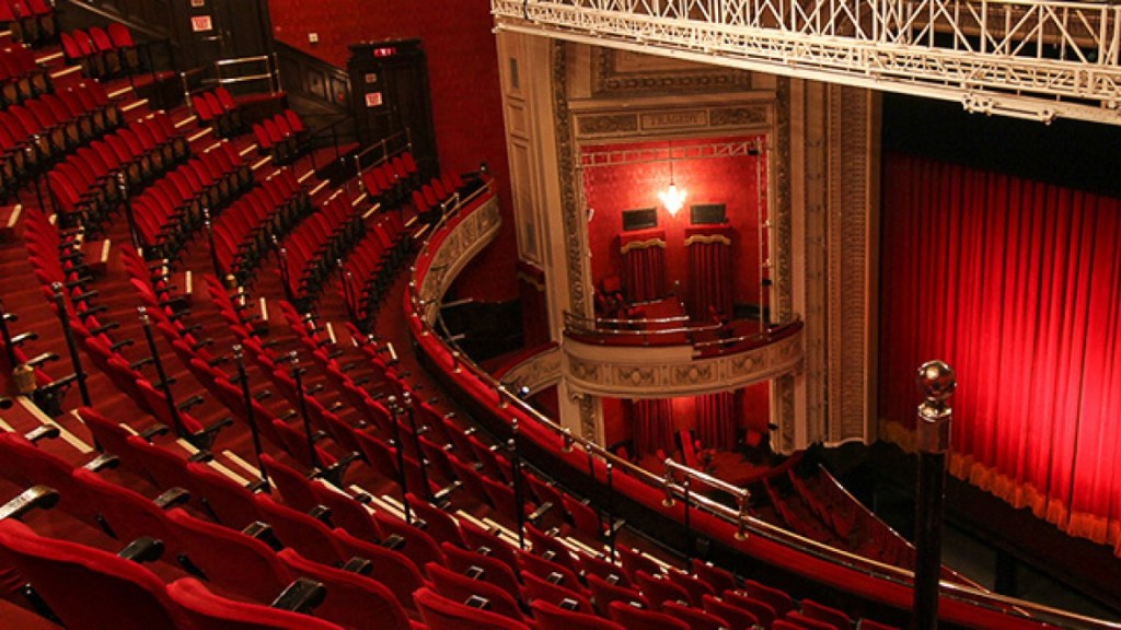 There have been many sightings at the Royal Alexandra Theatre including a spirit among the rafters above the stage, a ghostly patron in the seats, and a blue light floating above the balcony.