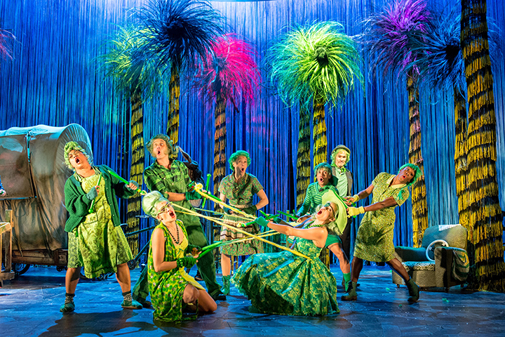 The Lorax at the Royal Alexandra Theatre, to January 21st, $69 to $179. Dr. Suess' beloved story direct from The Old Vic in London