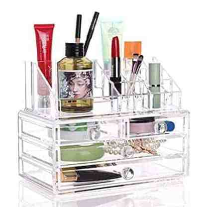 Beauty Cosmetic Organiser Display Stand