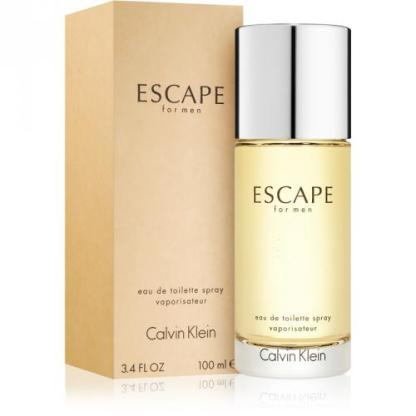 Calvin Klein Escape Eau de Toilette 100ml